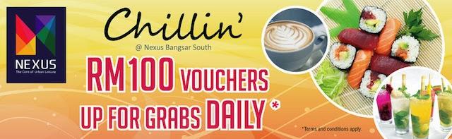 Chillin' @ Nexus Bangsar South Campaign