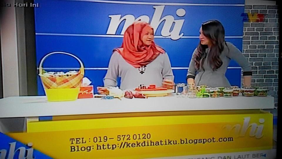 TV3, MHI