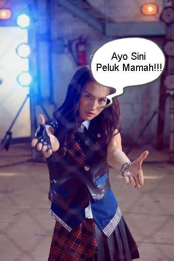 Ayo Sini Sama Mamah Versi Melody JKT48, kumpulan gambar komen facebook