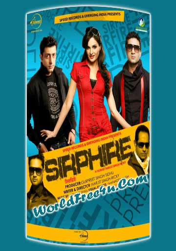 Poster Of Sirphire (2012) Full Punjabi Movie Free Download Watch Online At worldfree4u.com