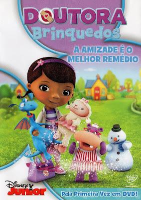 Doutora Brinquedos: A Amizade é O Melhor Remédio Doutora%2BBrinquedos%2B-%2BA%2BAmizade%2B%25C3%25A9%2BO%2BMelhor%2BRem%25C3%25A9dio