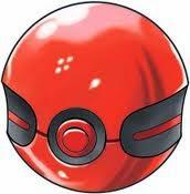 Gregory Macdolls - 1º Caçada Pokemon Cherish_Ball