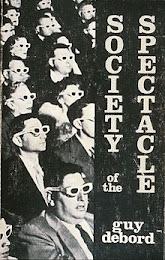 ----- Γκυ Ντεμπορ, 1967  ---------------- Η Κοινωνια του θεαματος