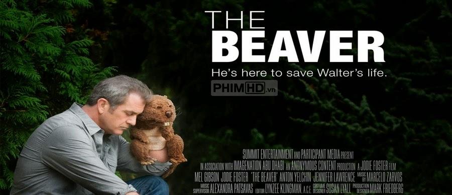 Phim Chú Rối Hải Ly VietSub HD | The Beaver 2011