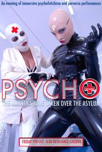 PSYCHO ON FACEBOOK