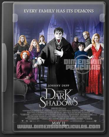 Dark Shadows (HDRip Inglés Subtitulado) (2012)