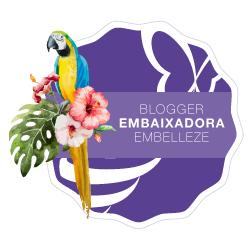 Blogger Embaixadora Embelleze Portugal