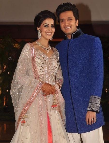 Riteish Genelia Wedding 2