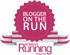 Womens Running Magazine Blogger on the Run (Click Image)