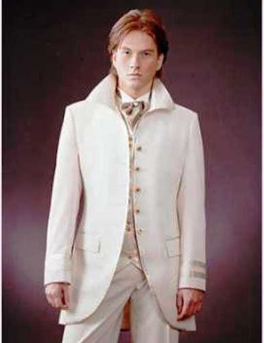 baju pengantin modern pria