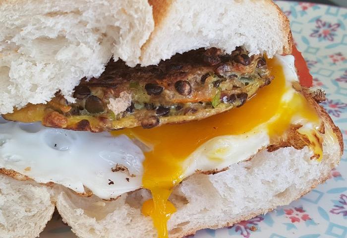 Receta: hamburguesas vegetarianas. www.soyunmix.com