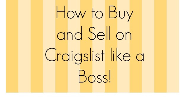 how to sell your phone on craigslist