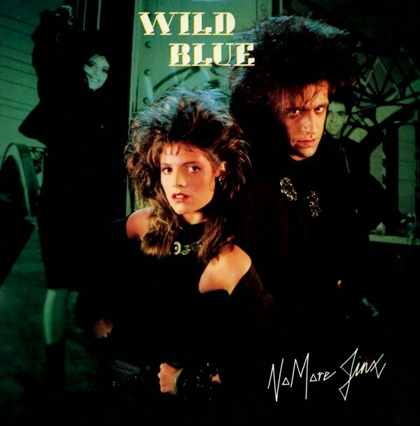 Wild Blue No more Jinx 1986 aor melodic rock music blogspot albums bands