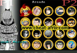 Download Games Naruto Battle Arena 2 For PC
