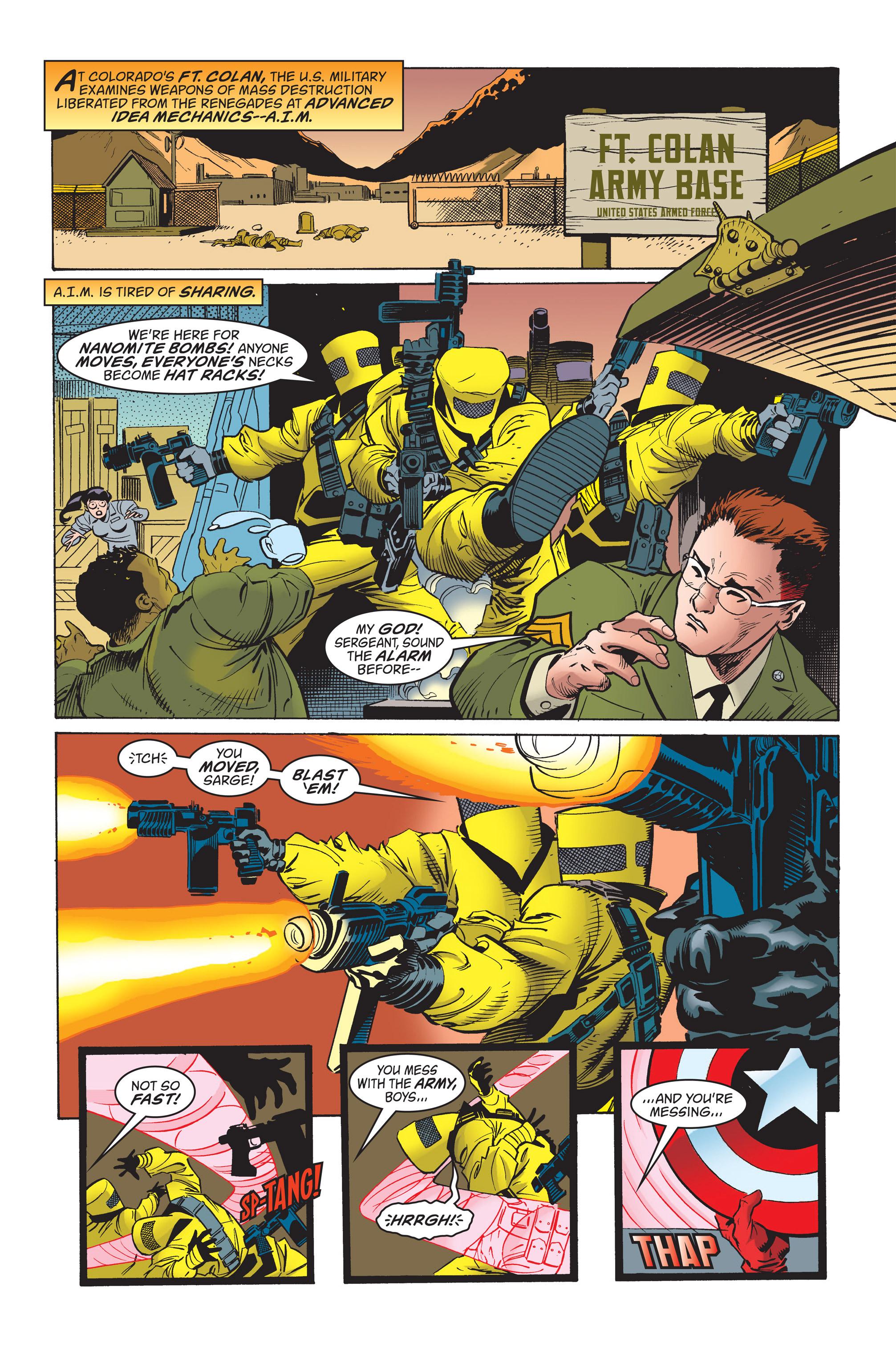 Captain America (1998) Issue #20 #26 - English 2