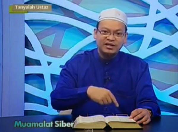 Berdakwah Di Alam Siber - Dr. Zaharuddin