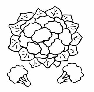 60 desenhos de legumes para colorir! ESPAÇO EDUCAR - imagens para colorir de verduras