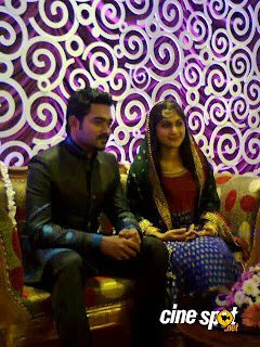 Malayalam Actor Asif ali wedding images