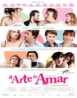 A Arte de Amar Dublado Rmvb + Avi Dual Áudio DVDRip