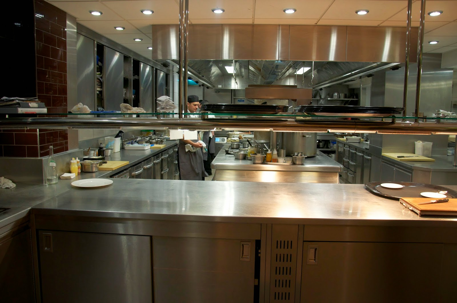home decoration restaurant kitchen