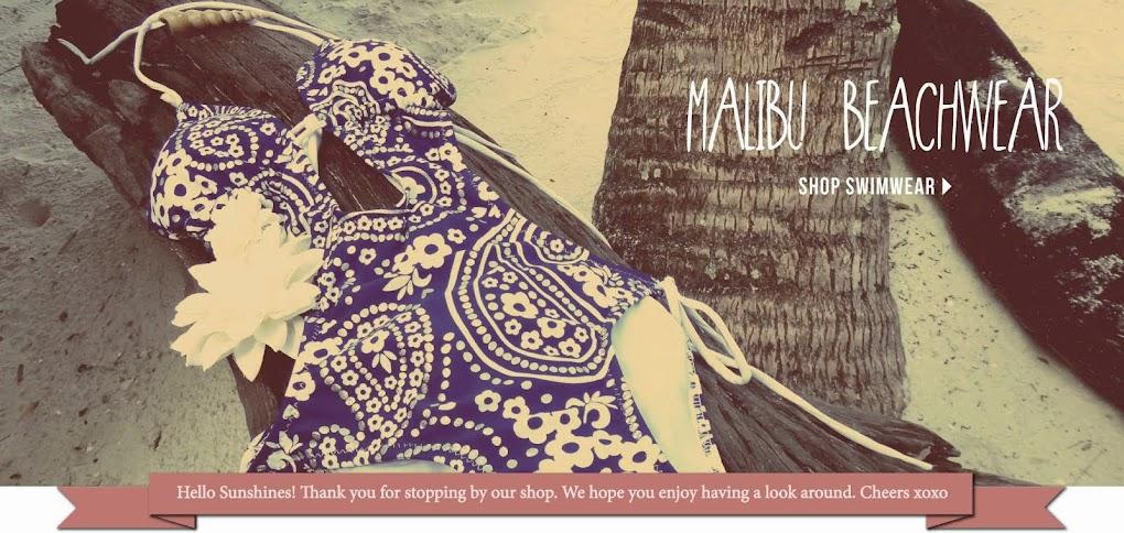 Malibu Beachwear | Bikinis & Beachwear in Malaysia