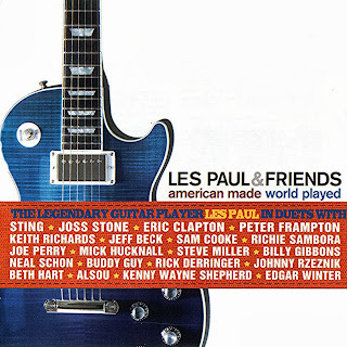Les Paul & Friends - American Made World Played (2005) Cover CD