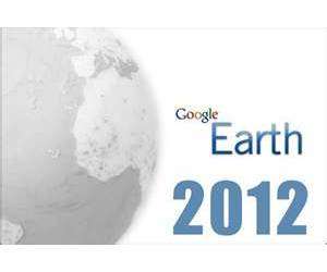 List of synonyms and antonyms of the word: google earth 2012.