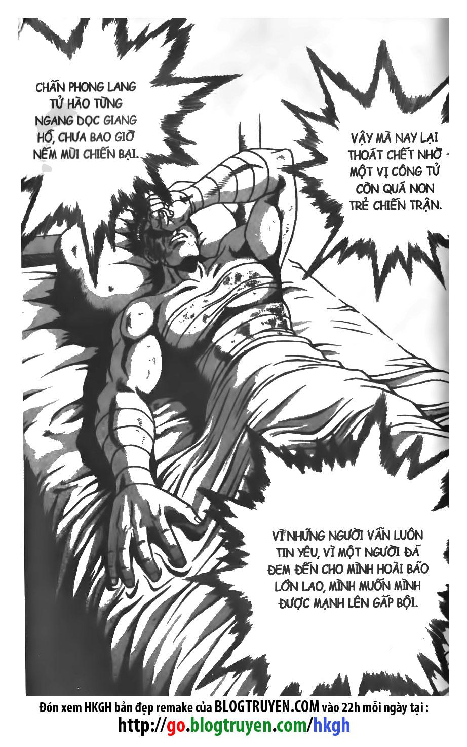 Hiệp Khách Giang Hồ chap 171 page 7 - IZTruyenTranh.com