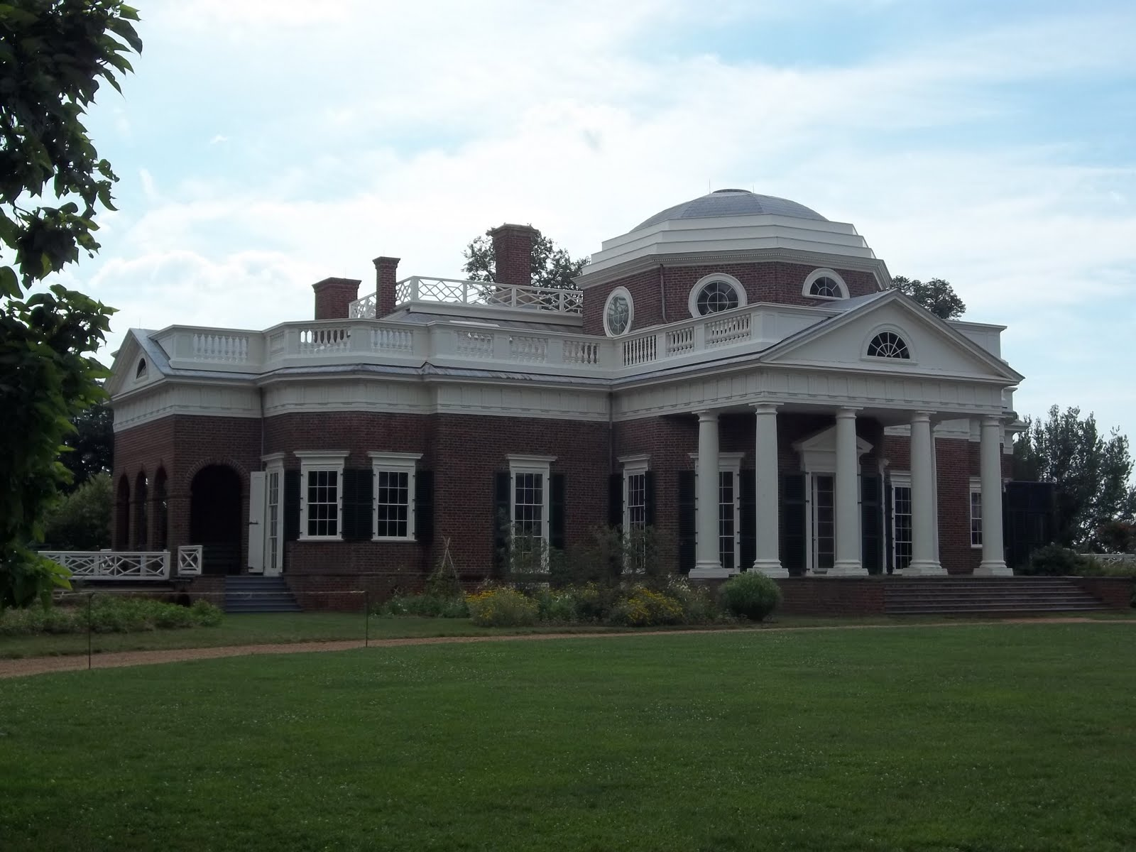 Mz huby 39 s history and genie journeys monticello thomas jefferson 39 s home