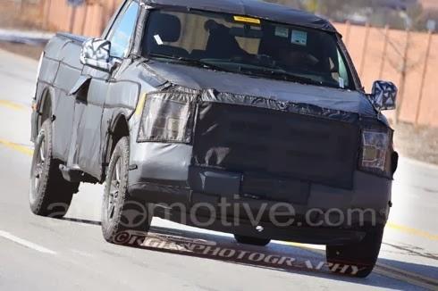 Sneak Peek: 2015 Ford F-150