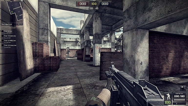 Project Blackout, FPS, First Person Shooter, MMO, Online gaming, gaming, games, video games, Future Pixel, review, article