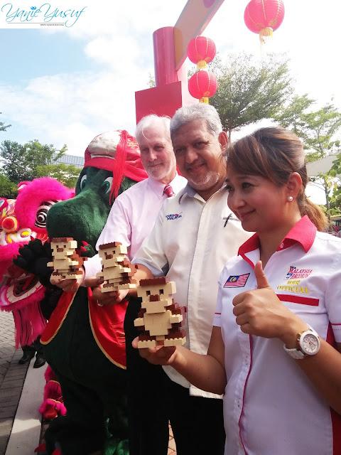 LEGO Monkey di LEGOLAND® Malaysia