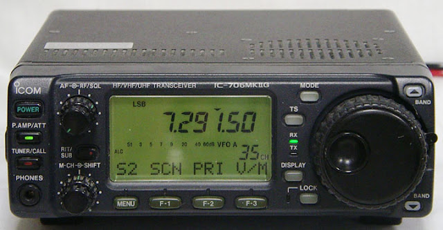 Icom IC-706 Mark II G