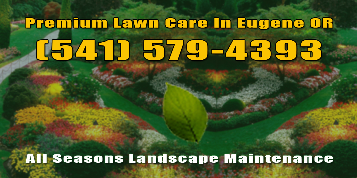 Lawn Care In Eugene Or