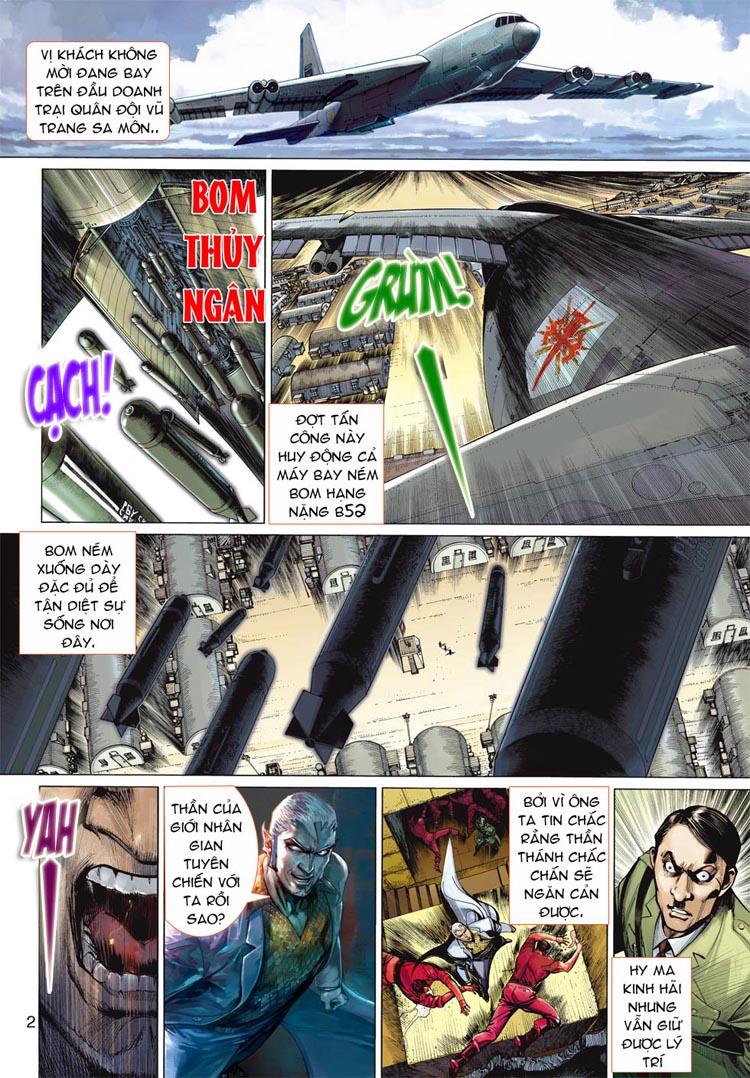 Thần Binh 4 chap 20 - Trang 3