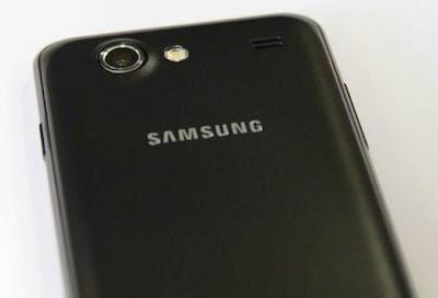 Câmera de 5 megapixels do Samsung Galaxy S2 Lite
