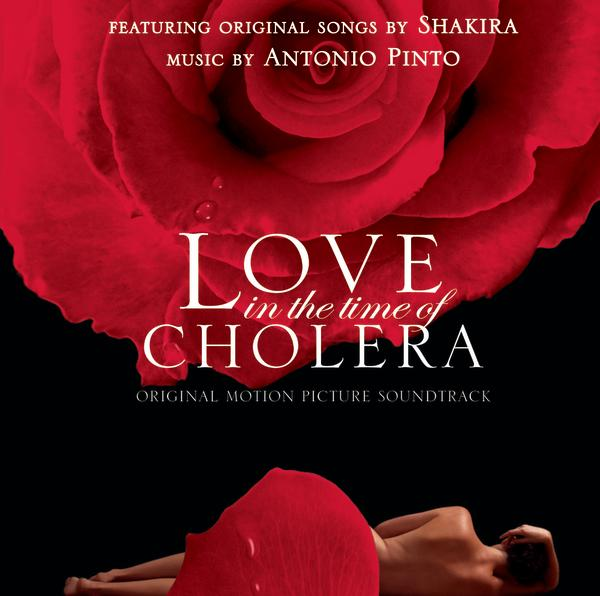 Shakira - Love In the Time of Cholera - EP - iTunes Plus AAC M4A @Tunesbin.com