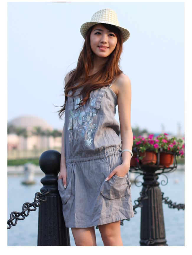 Woman Clothes Asian 119