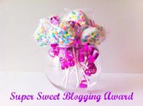Nuovo premio ricevuto dalla mia amica Claudia del blog: Fantasie Luccicanti.