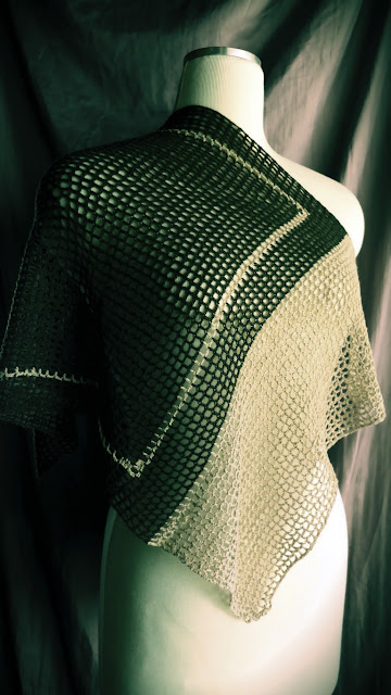 Order made-to-measure, luxury scarf in yak, silk, camel fiber