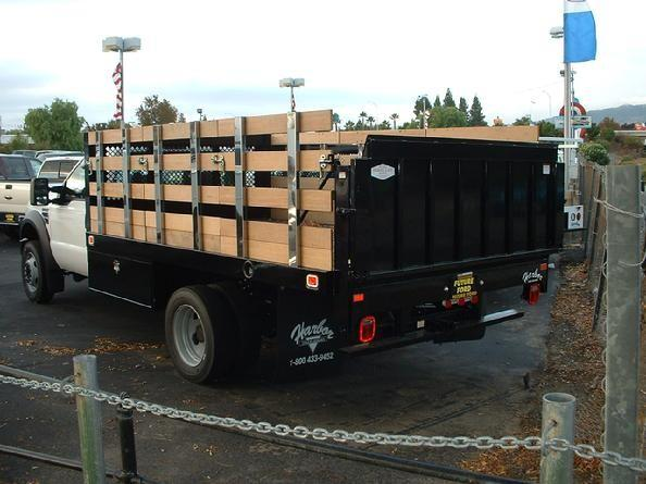 Truck Stake Bed Tommy Lift