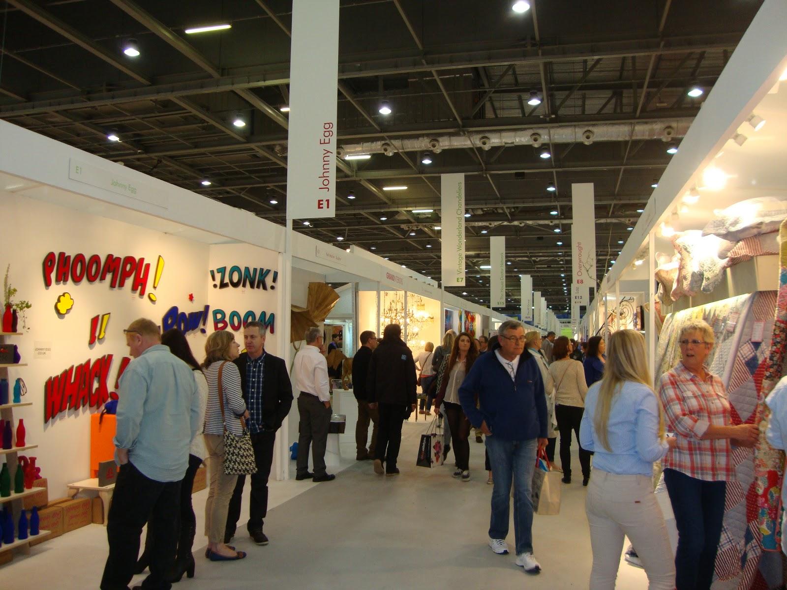 Londres feira de decora o por a na inglaterra - Decoradores de interiores famosos ...