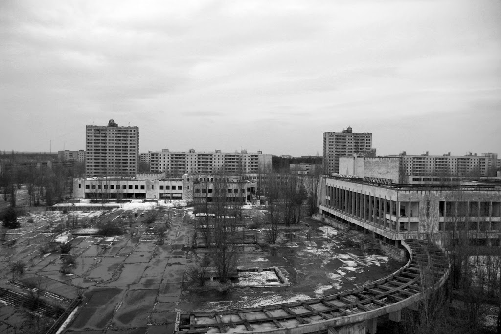 Prípiat, Chernobyl