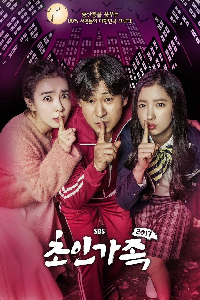Gia Đình Bền Vững - Strong Family (2017)