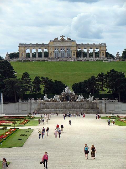 Schönbrunn Palace ,Austria