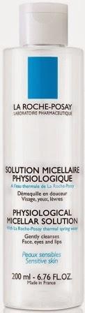 Physiologique Solução Micelar - La Roche-Posay