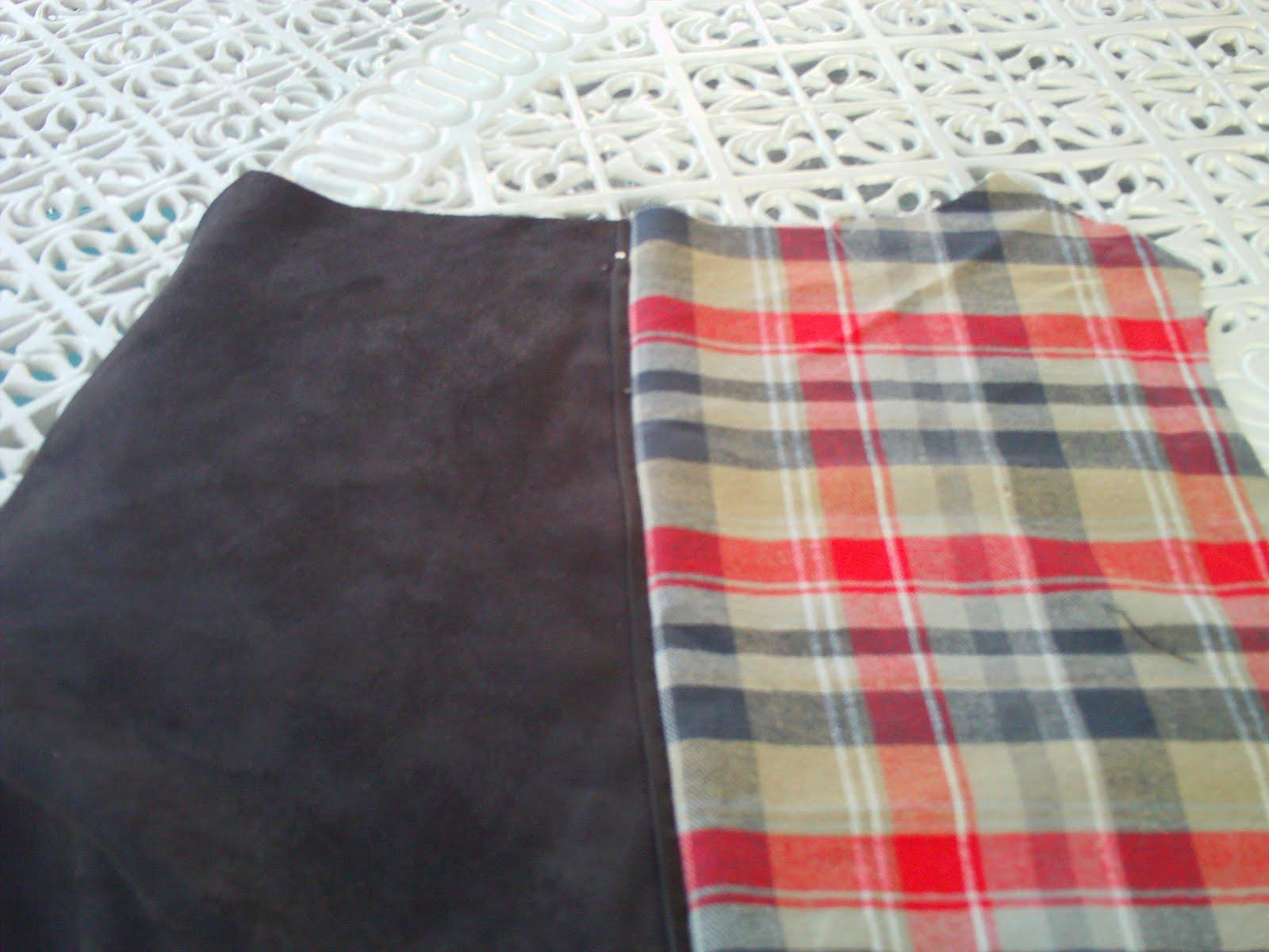 <b>Como</b> trocar o zíper de um casaco por <b>velcro</b> 2014