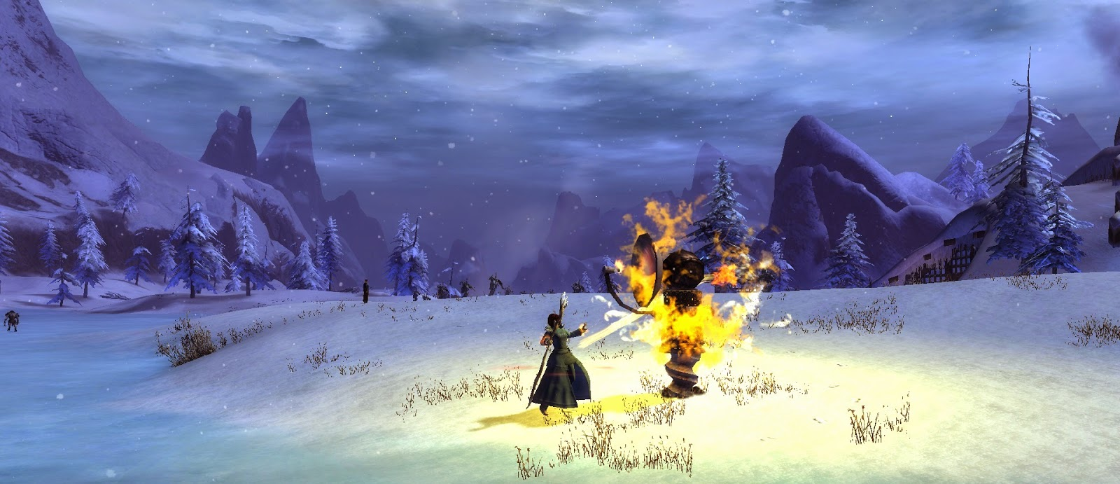 gw2 the machine how to get there