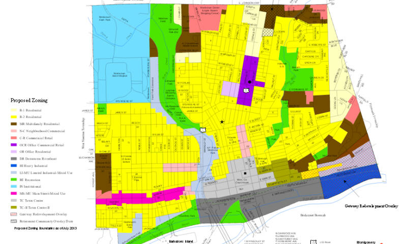 Norristown Diary: What Good Is Zoning When...