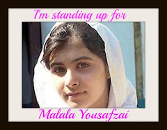 Stand up for Malala
